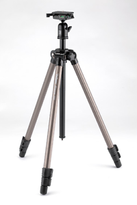 Velbon-Sherpa-100-3-Section-Aluminium-Photography-Tripod-QHD-43D-Ball-Head