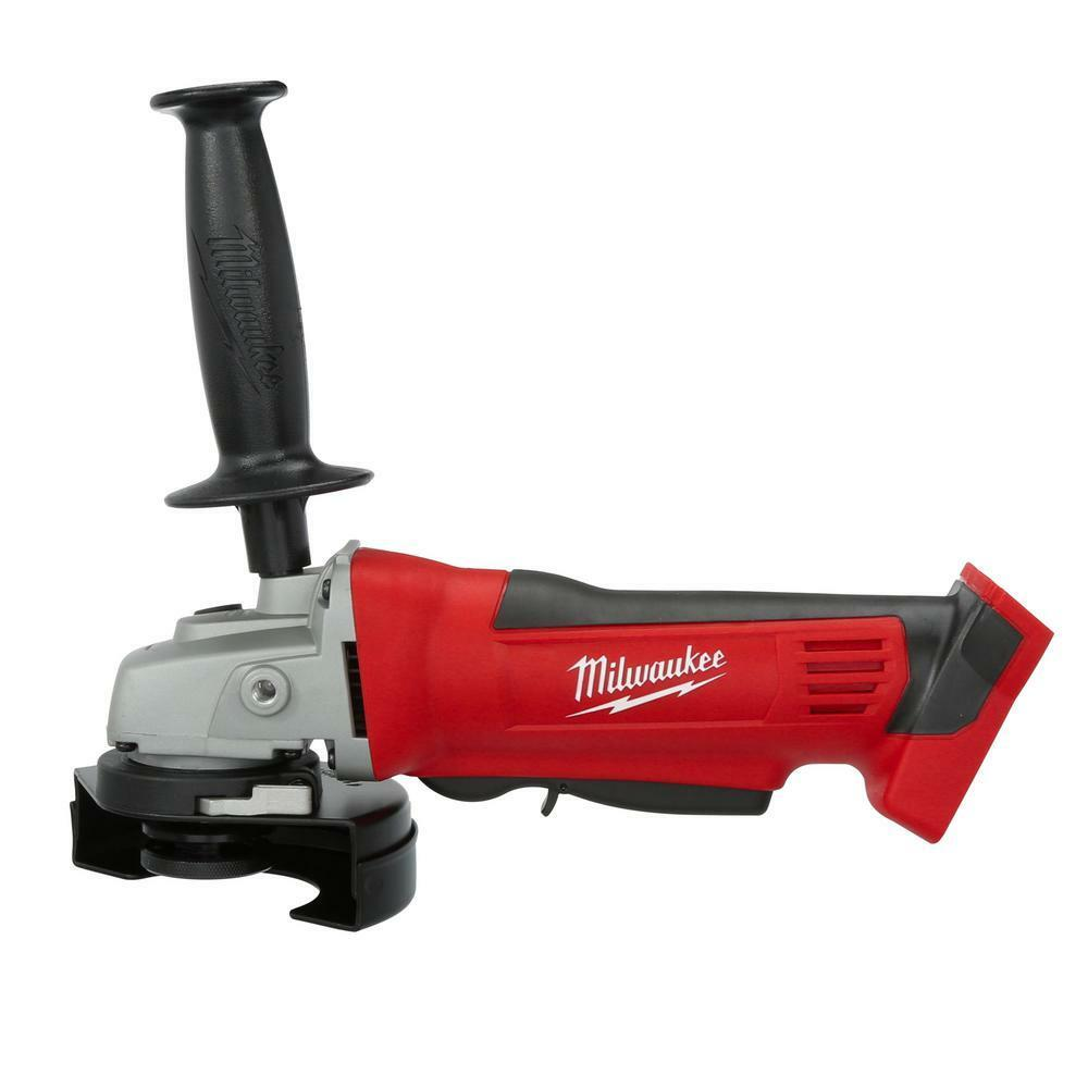 New Milwaukee 2680-20 M18 Cordless 18 Volt 4 1/2 in Cut-Off / Grinder Tool Only