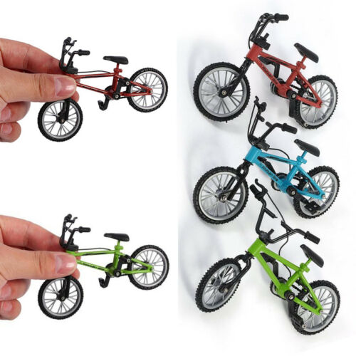 Mini Bicycle Model Simulation Finger Bicycle Toy For Kids Children Creative Gift