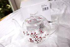 Lógica de Té Cristal Flor De Cerezo 1.2L litro de té tetera 1200ml floración Suelto