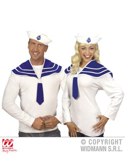 Marinai Set-marinaio-marinai rivestimento MARINAIO-COLLO BLU