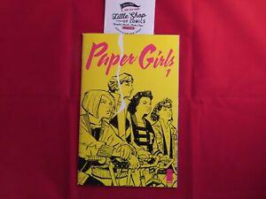 PAPER-GIRLS-1-NM-1st-print-BRIAN-K-VAUGHAN-Image-Comics-TV-SHOW