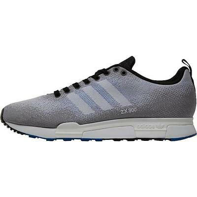 quality design f817a 4b97b Details about MEN S ADIDAS ZX 900 WEAVE GREY WHITE BLACK TRAINERS B26526
