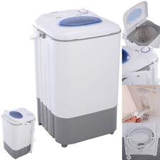 Manual Mini Portable Washing Machine Washer 7.7 lbs Single Tub Compact