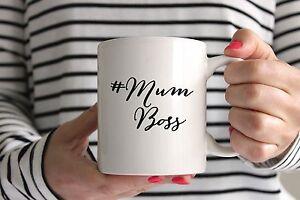 Hashtag Compleanno Mamma.Mamma Boss Tazza Coppa Regalo Di Compleanno Regalo