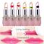 Women-Flower-Lipstick-Jelly-Transparent-Magic-Changing-Lip-Temperature-Change thumbnail 2