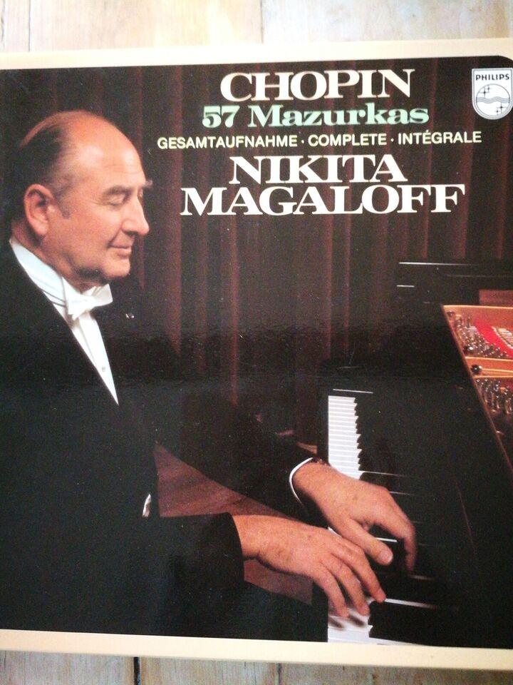 LP, Mozart