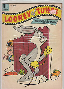 Dell-Four-Color-162-Looney-Tunes-VG