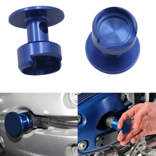 Blue CNC Coil Pack Stick Removal Spark Puller Tool For BMW R1200RT All Year
