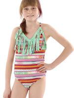 Brunotti Swimsuit Swimwear Swimsuit Multicolour Fringes Samabile Spf40+
