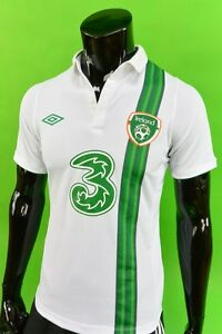 1463b600873 2012-2013 Ireland Umbro Away Jersey Football Shirt SIZE 36 (S adults)