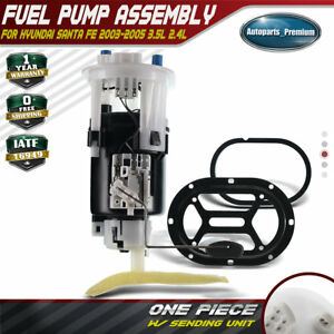 New Fuel Pump Module Assembly For Hyundai Santa Fe 2003-2005 2.4L V6 3.5L E8662M