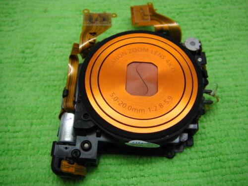 GENUINE CANON SD1400 LENS WITH CCD SENSOR ORANGE PARTS REPAIR