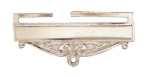 Masonic-Freemasonry-Nickel-Plated-Jewel-Ribbon-Bottom-Bar