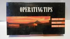 New Listingchrysler Cirrus Dodge Stratus Plymouth Breeze Operating Tips Vhs Tape Sealed Fre