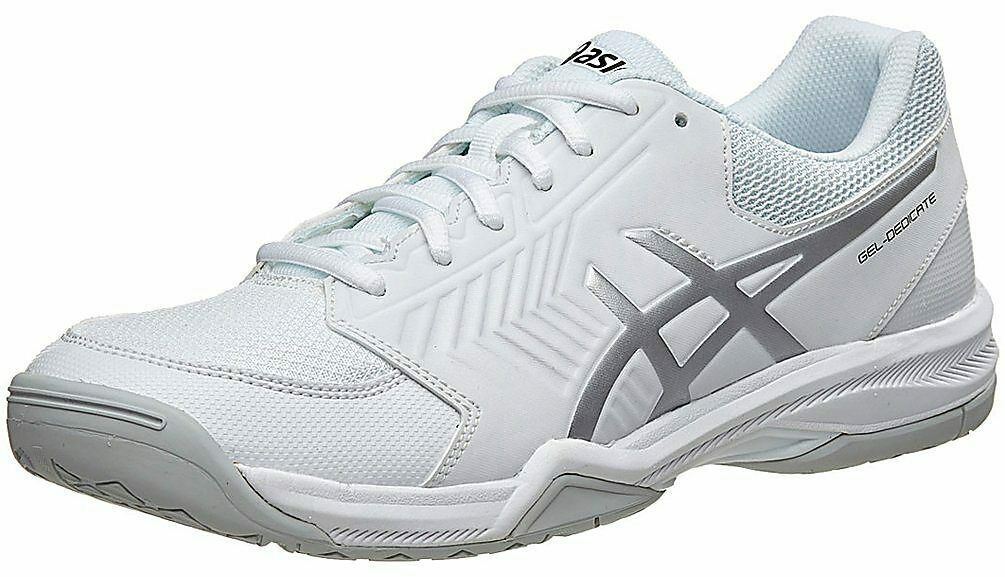 Asics Mens Gel Dedicate 5 Athletic zapatos