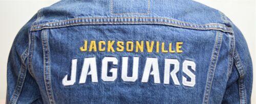 Jacksonville Denim Nouveau L Jaguars 285400016 Grand Trucker Large Nfl Jacket Levis BaF7w5qB