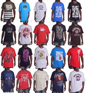 Ecko-Unltd-Men-039-s-Mix-Up-Classic-Style-Tee-Shirt-Choose-Size-amp-Color