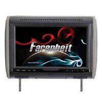 Farenheit Fhdm-103 10.3 Lcd & Hdmi Mhl Input 1080p Digital Media Headrest