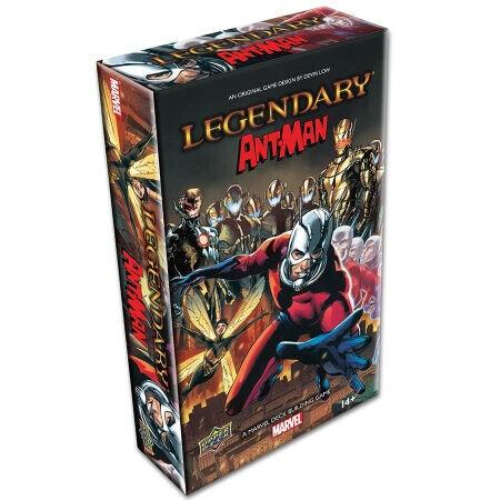 Ant-Man Expansion UDC90750 Upper Deck Marvel Legendary DBG