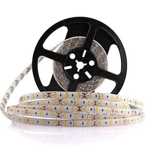 Wholesale Warm White 5630 SMD 300 Flexible Led Light Strip Ribbon 5M//10M//20M//30M