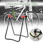 Single Bike Floor Parking Park Rack Bicycle Cycling Storage Stand Display W4Z0
