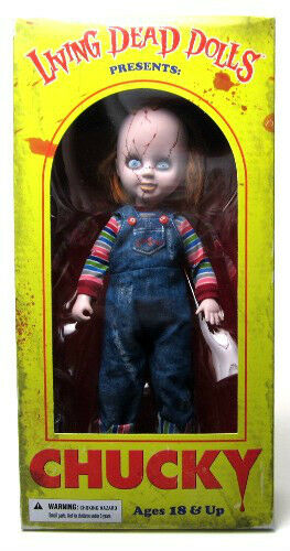 CHUCKY Living Dead Dolls 25cm doll by Mezco
