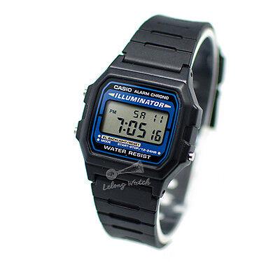 -Casio F105W-1A Digital Watch Brand New & 100% Authentic