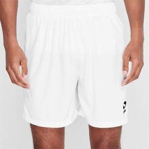 New-Sondico-Core-Mens-Polyester-Sport-Shorts-Sz-L-XL-White-training-gym-sport