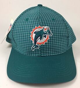 timeless design 50aee 03013 Image is loading NWT-Vintage-Miami-Dolphins-Logo-7-Snapback-Hat-