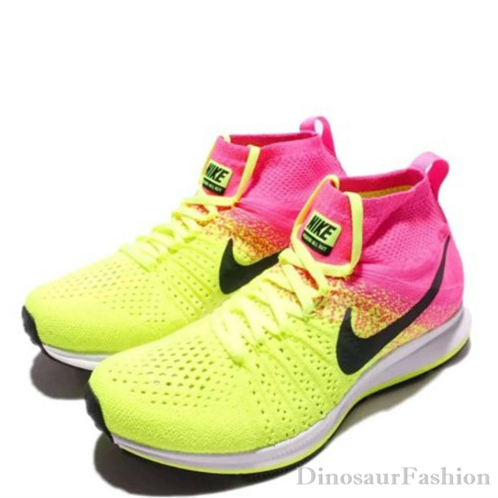 NIKE  ZM PEGASUS  NIKE ALL OUT FLYKNIT OC(GS),<848788-700> WOMEN'S RUNNING Shoes,NWB. 305367