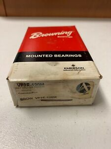 Browning-VF2E-120M-Mounted-Bearings-NEW-SHOP-INVENTORY-FREE-SHIPPING