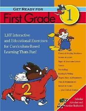 Get Ready For First Grade: 270 Interactive Activities and 2,160 Illustrations Th