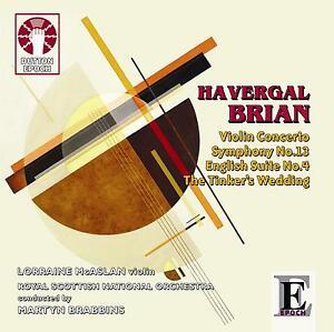 Havergal Brian SYMPHONY NO.13