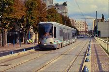 542049 Low Floor Articulated Tram Paris France A4 Photo Print