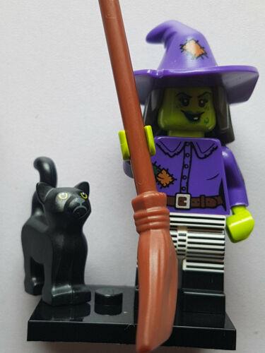 4 Hexe Nr Lego Minifiguren Serie 14
