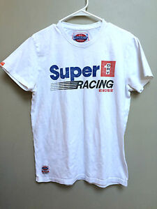 Superdry 66 Motor oil T shirt