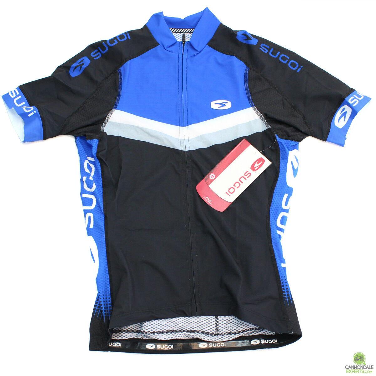Sugoi RSE squadra Jersey True blu Medium