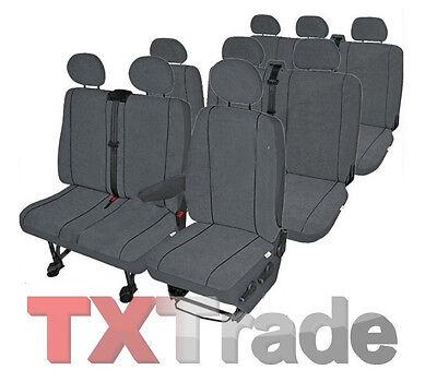 Sitzbezüge PEUGEOT  BOXER  5-Sitzer Sitzbezug Schonbezüge Schonbezug