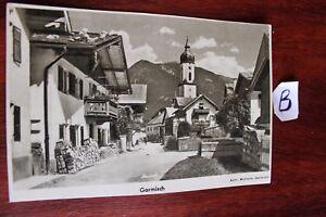 Carte Postale Bavière Typographie-afficher Le Titre D'origine Avec Des MéThodes Traditionnelles