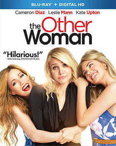 The-Other-Woman-Blu-ray-Disc-2014-Cameron-Diaz-Kate-Upton-NEW-SEALED