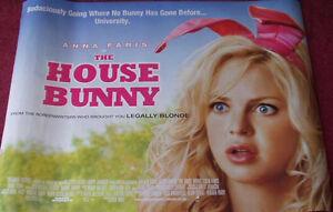 Cinema Poster: HOUSE BUNNY, THE 2008 Anna Faris | eBay