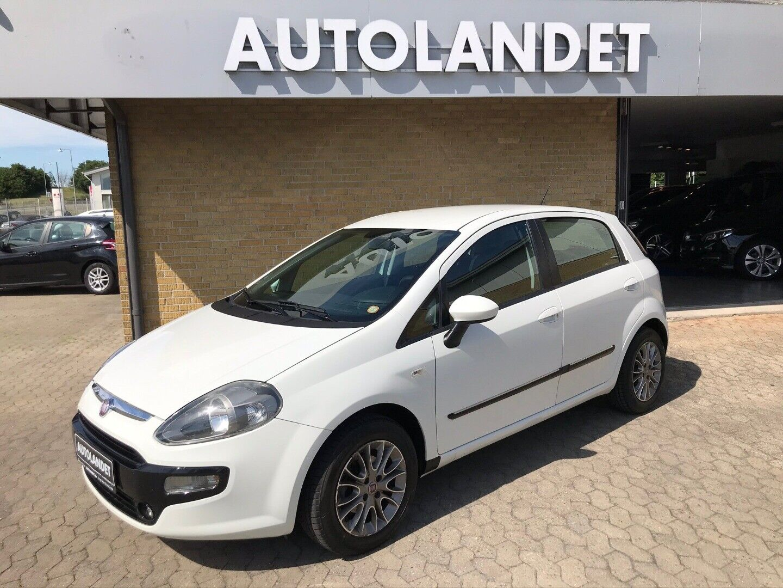 Fiat Punto Evo 1,2 69 Active 5d