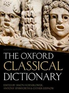 Oxford-Classical-Dictionary-Hardcover-by-Hornblower-Simon-EDT-Spawforth