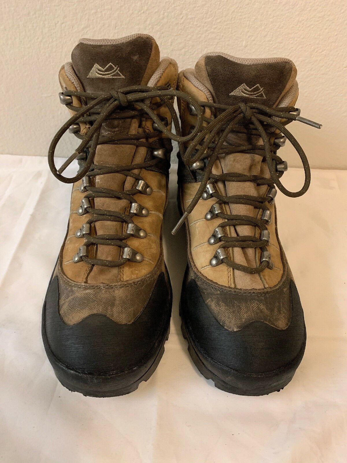 MONTRAIL GORE-TEX Waterproof leather HIKING Boots Women's 9.5