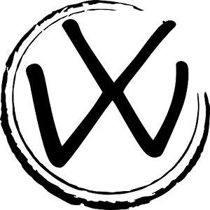 VOLKSWAGEN-VW-Extra-Grande-17-034-logo-Calcomanias-Adhesivas-X2-Transporter-T5-T4-caravanas
