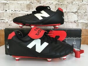 Eu US Chaussures New Black Vintage Og Balance football Studs Sg 5 5 38 Uk Bnib 5 de qqp1Wn8rP
