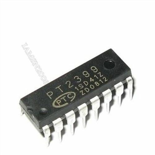 30 Stücke PT2399 2399 Echo Audio Prozessor Gitarre 16Pin Dip fo