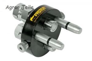 FASTER-Multikupplung-Stecker-2-fach-quadratisch-Kupplung-DN10-1-2-034-BSP