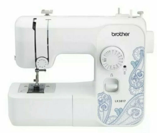 Brother LX3817 17-Stitches Lightweight Full Size Sewing Machine Ships Same Day!